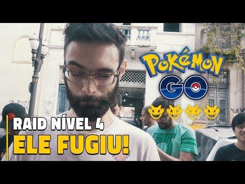 DESAFIO GLOBAL EM SANTOS! | Gameplay Pokémon GO Fest 4K