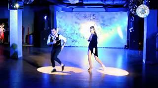 SNA 2017   Анастасия Морозова  и Никита Лысенков. Sin tu querer