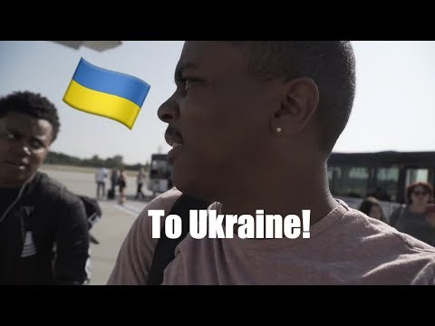 Traveling To Ukraine / Vlogmas Ep. 15