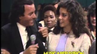 JULIO IGLESIAS- VOLVER A EMPEZAR- 1981 EN VIVO