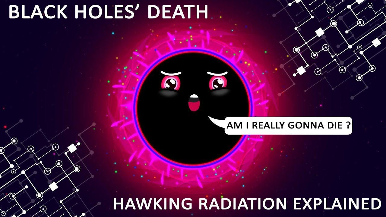 black holes hawking radiation - photo #24