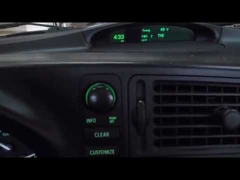 How to Fix a Saab SID (Saab Information Display) Knob That\'s Not ...