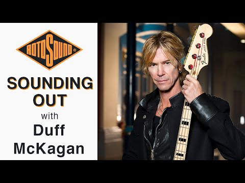 Duff McKagan on Gun N' Roses' wildest show, covering Prince, and recording in lockdown   Rotosound