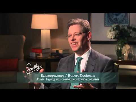 Aimia's Group Chief Executive Rupert Duchesne Interview - Scully: The World Show