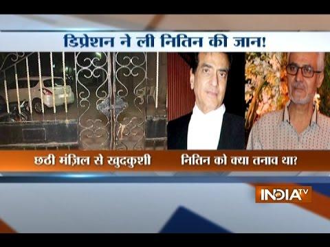 Bollywood Actor Jitendra's Cousin Nitin Kapur...