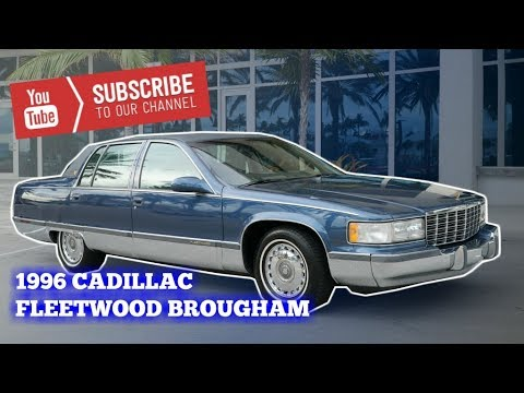 Cleanest Cadillac Fleetwood Brougham In The Nation January 2018