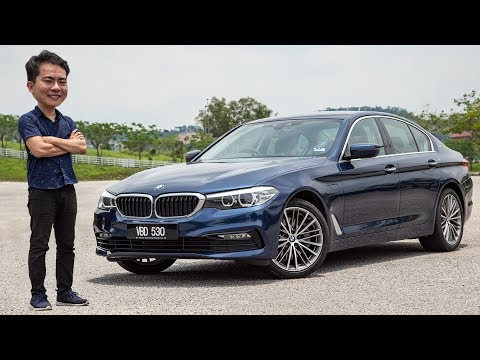 FIRST DRIVE: G30 BMW 530e Sport eDrive Malaysian review