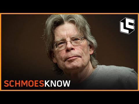 Schmoes Know - Top 5 Stephen King Adaptations