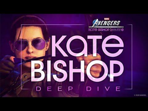 Marvel's Avengers WAR TABLE Deep Dive: Kate Bishop