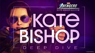 Marvel's Avengers WAR TABLE Deep Dive: Kate Bishop