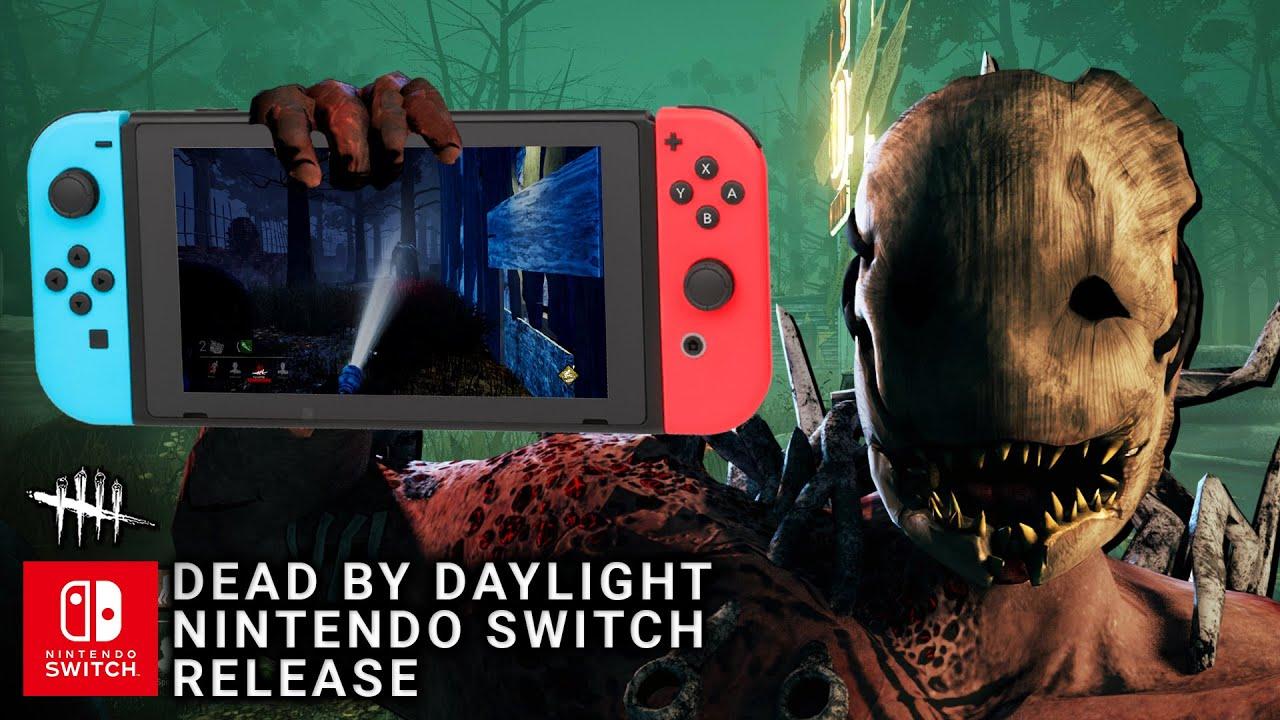 Switch dead by daylight