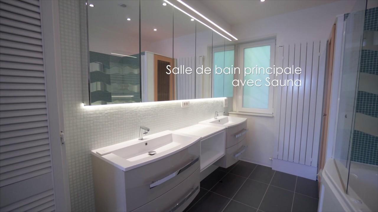 "Salle De Bain 4.5 M2 real estate: ""villa des pins"""