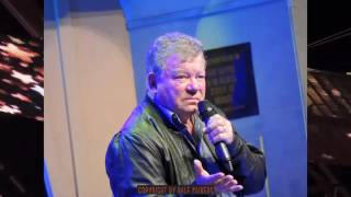 Fedcon 25 Captain Kirk William Shatner 2016 Maritim in Bonn Scifi Star Trek Convention