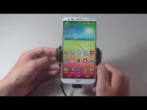 iOttie Easy Flex Wireless Qi Charging Car Mount Review!