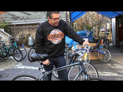 Giant's Cypress Bicycle - 2015 Hybrid Bike Check -  BikemanforU