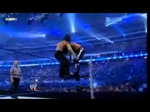 WWE Wrestlemania 25 Jeff Hardy vs Matt Hardy part 2