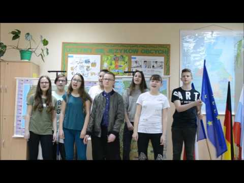 Friendship and Freedom  -  e-Twinning Project Junior High School in Słodków
