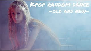 KPOP RANDOM DANCE (NEW AND OLD)