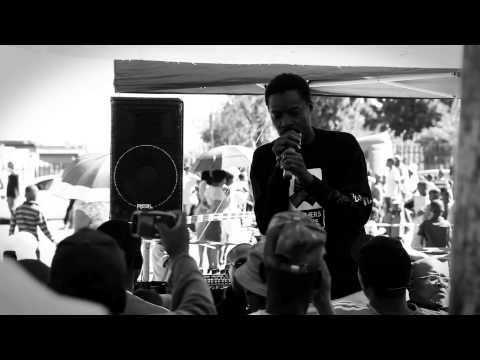 Back to the Verse Poetry Show - Makhafula - Samson