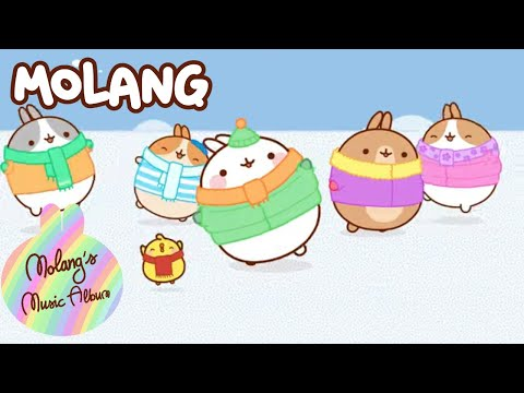 Molang - A touch of christmas magic - #MyBestFriend #cutecartoon #funnycartoon #noël #winter !Kaynak: YouTube · Süre: 10 dakika20 saniye