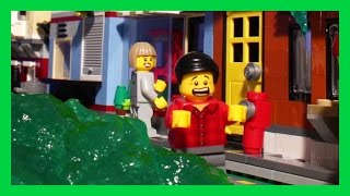 A Slimy Situation - Choose How To Save LEGO City!
