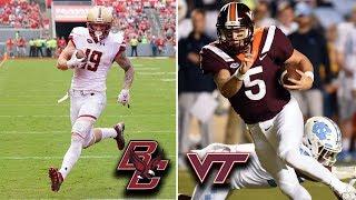 Boston College vs Virginia Tech Football Preview