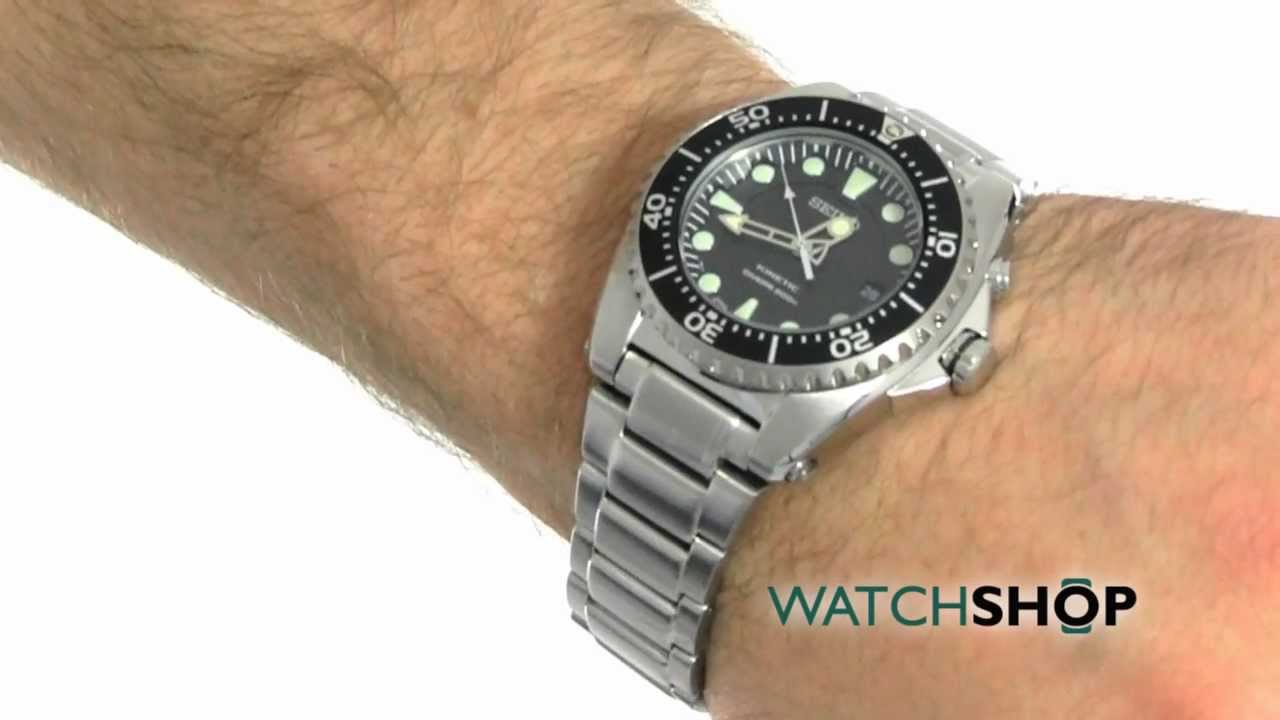 2S Time - SEIKO Kinetic SKA369P1 Diver 200m Gents Watch ...