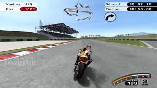 MotoGP 07 PS2 | Tests