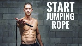 Start Jumping Rope With THIS Workout