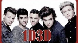 One Direction - This Is Us - 3D Movie (New Long Trailer) 1D3D - (HD)