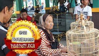 KISAH SUKSES : Nenek 76 Tahun Tekun Geluti Usaha Jual Sangkar Di Pasar Pasty Jogja