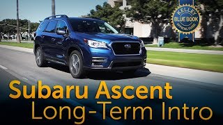 2019 Subaru Ascent - Long-Term Intro