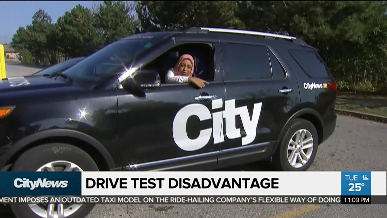 Newmarket Drive Test Centre >> Scarborough Drivetest Parking Spots Putting Students At A Disadvantage