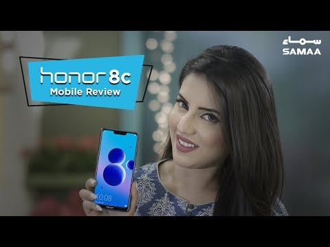 Review: Honor 8C -- a stylish phone that makes you stand out from the crowd | Feb 28, 2019