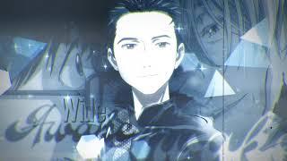 WIDE AWAKE | YURI KATSUKI | VICTOR x YURI AMV