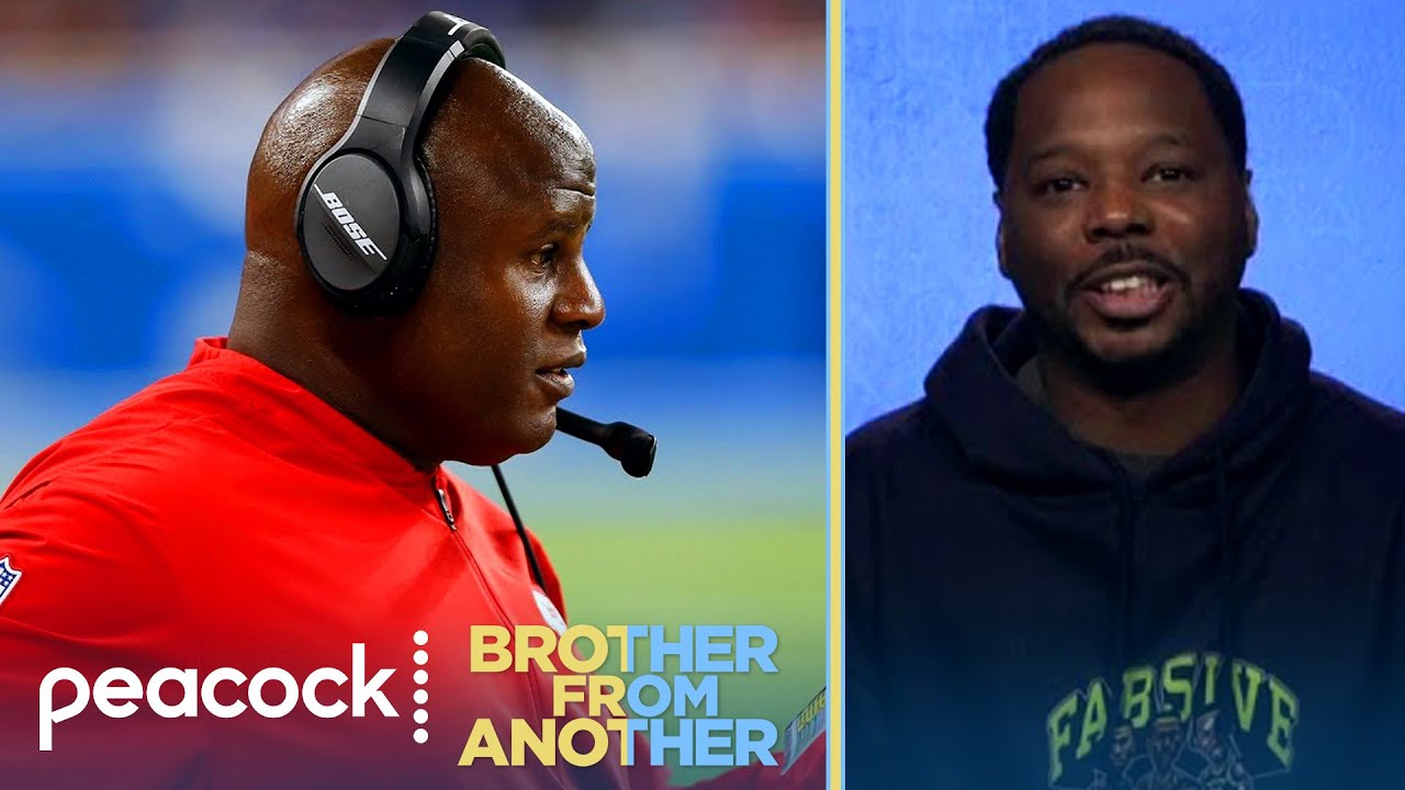 Download Eric Bieniemy still overlooked as NFL head coach candidate | Brother From Another