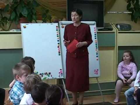 Gradinita 44 Oradea -  grupa pregătitoare - lecţie deschisă