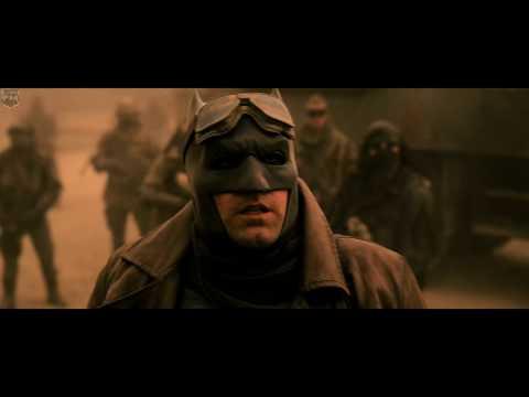 Knightmare-Future (Extended) | Batman V Superman (UltraHD, HDR)