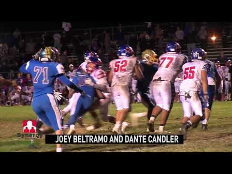 Dirty Work Play with Joey Beltramo and Dante Candler from Santa Clara FB 112617