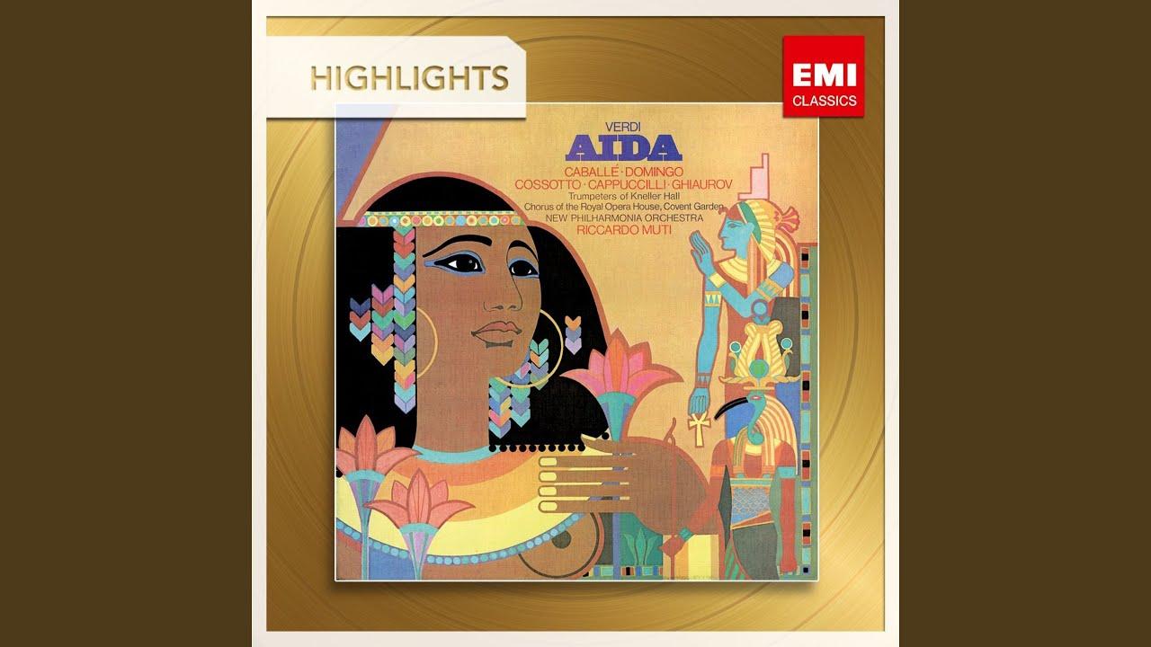 Download Aida, Act II: Gloria all'Egitto... Triumphal March