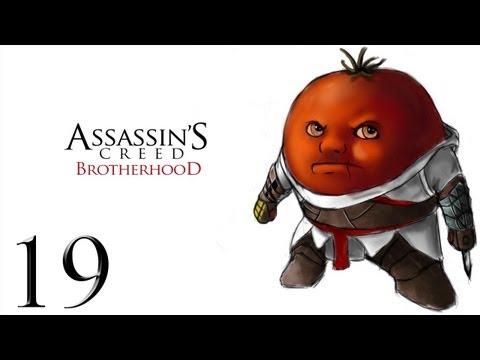 Прохождение Assassins Creed: Братство крови (с комментом) Ч. 1