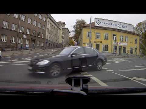 21.10.16 Таллин час пик! Tallinn tipptund!