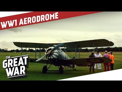Inside A British WW1 Airbase - Stow Maries Great War Aerodrome I THE GREAT WAR Special