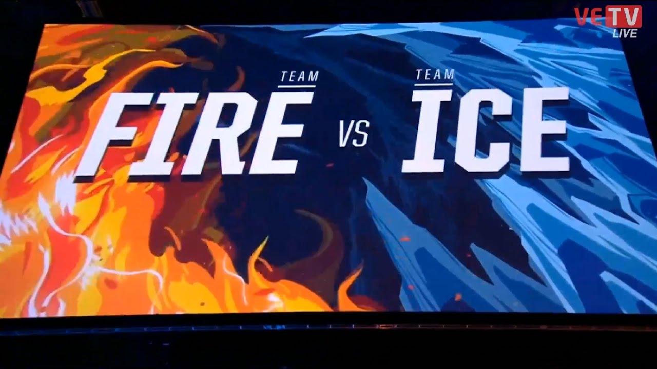 ALLSTAR 2016 [12-12-2016] Đội Lửa vs Đội Băng Trận 3 Siêu sao đại chiến 2016 – Liên minh 24h