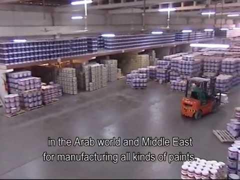 National Paints Factories Co.