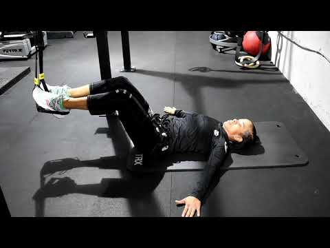 BJJ Conditioning TRX Band and 25lb Plate Upper Body Super