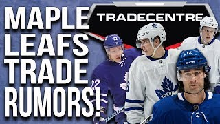 Maple Leafs Trade Rumors! (June 2019)