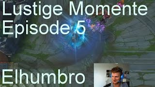 League of Legends German/ Lustige LoL Momente / Episode 5 / Tower Probleme / Elhumbro