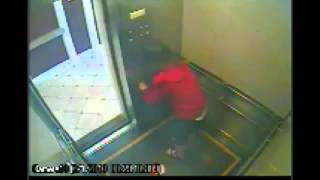 Video of Elisa Lam Pressing Buttons in Elevator