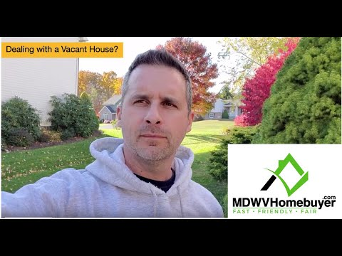 Vacant House In Hagerstown Maryland